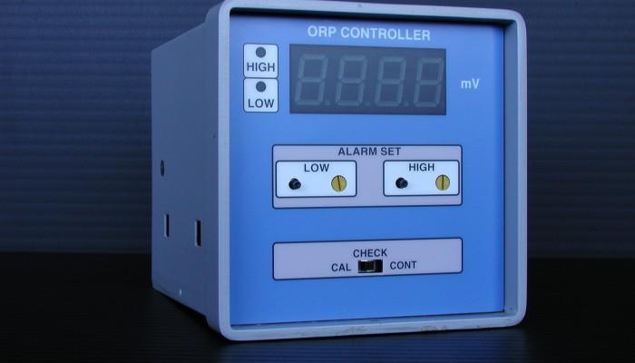 デジタル指示ORP調節計